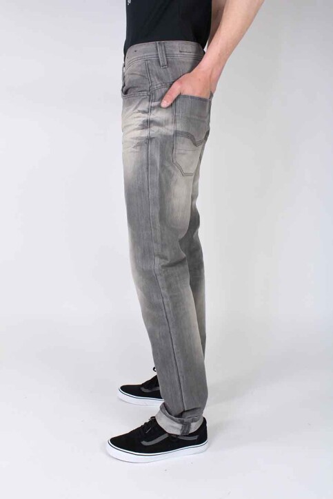 Petrol Industries® Jeans coupe spécial gris HAZARD_317GREY WASH img2