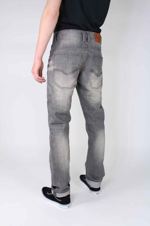 Petrol Industries® Jeans special fit grijs HAZARD_317GREY WASH img3