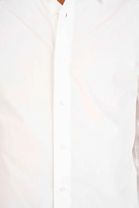 Le Fabuleux Marcel de Bruxelles Hemden (lange mouwen) wit IMP194MT 029_WHITE img5
