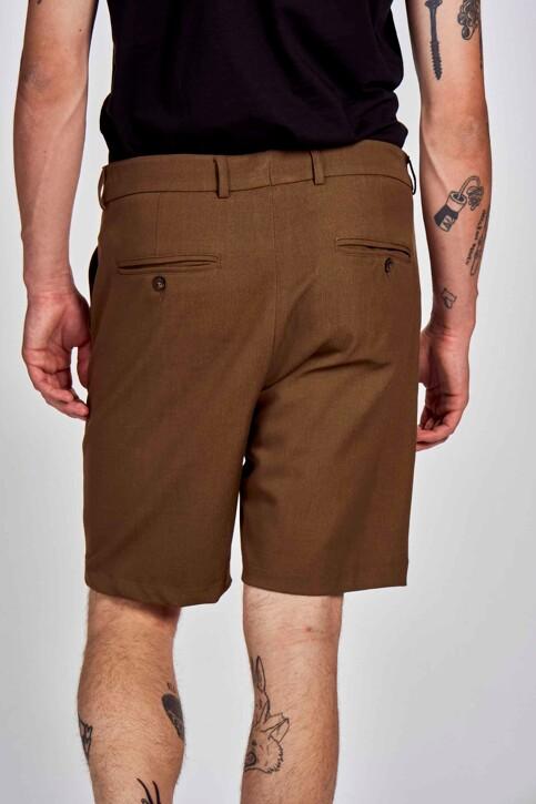 Le Fabuleux Marcel de Bruxelles Shorts groen IMP201MT 018_DARK OLIVE img2