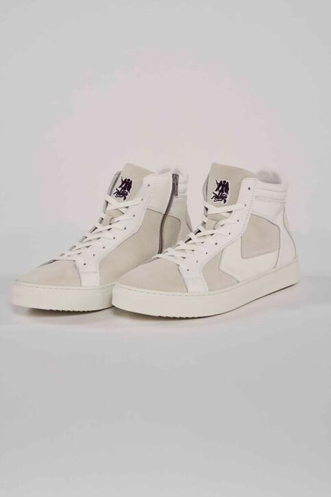 Le Fabuleux Marcel de Bruxelles Chaussures blanc IMP211MA 004_WHITE img1