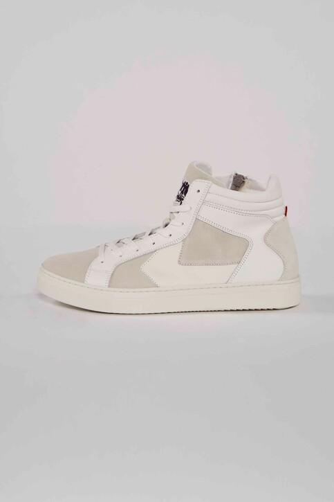 Le Fabuleux Marcel de Bruxelles Chaussures blanc IMP211MA 004_WHITE img2