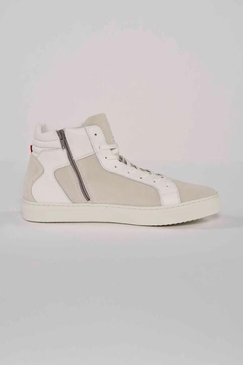 Le Fabuleux Marcel de Bruxelles Chaussures blanc IMP211MA 004_WHITE img3