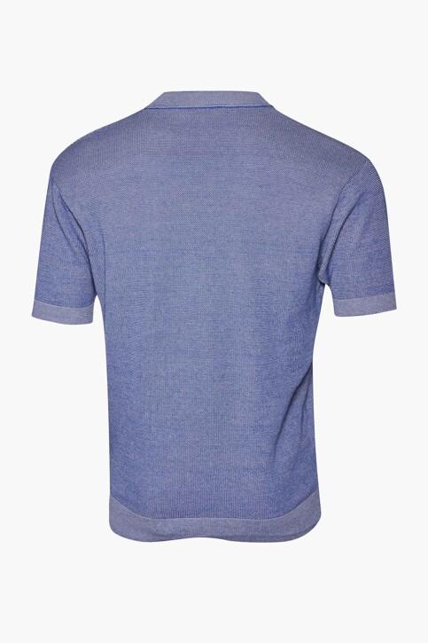 Le Fabuleux Marcel de Bruxelles T-shirts (korte mouwen) blauw IMP211MT 009_BLUE img5