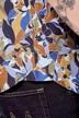 Le Fabuleux Marcel de Bruxelles Hemden (korte mouwen) multicolor IMP211MT 017_MULTI img4