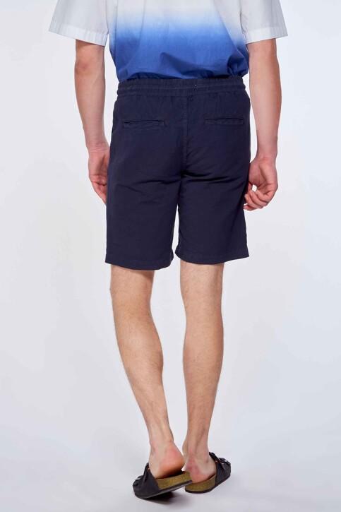 Le Fabuleux Marcel de Bruxelles Shorts blauw IMP211MT 042_NAVY img3