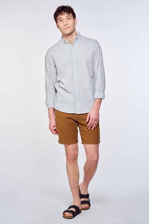 Le Fabuleux Marcel de Bruxelles Shorts bruin IMP211MT 044_BROWN img1
