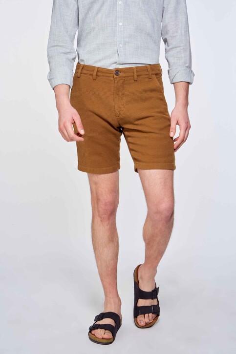 Le Fabuleux Marcel de Bruxelles Shorts bruin IMP211MT 044_BROWN img2