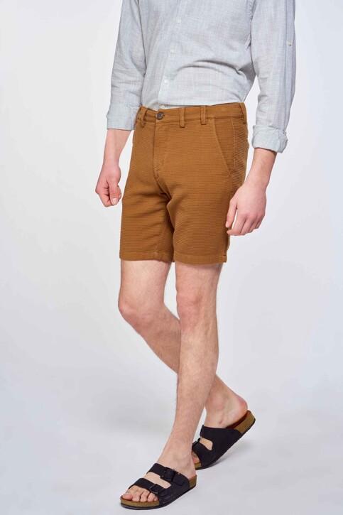 Le Fabuleux Marcel de Bruxelles Shorts bruin IMP211MT 044_BROWN img3