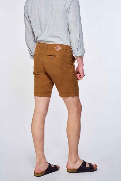 Le Fabuleux Marcel de Bruxelles Shorts bruin IMP211MT 044_BROWN img4