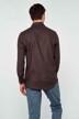 Le Fabuleux Marcel de Bruxelles Hemden (lange mouwen) bruin IMP212MT 011_BROWN img2