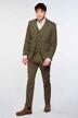 Le Fabuleux Marcel de Bruxelles Blazers groen IMP213MT 001_KHAKI img1