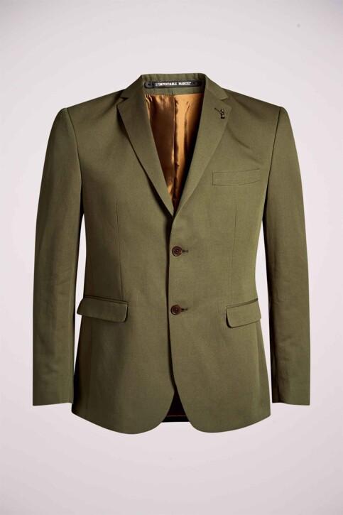 Le Fabuleux Marcel de Bruxelles Blazers groen IMP213MT 001_KHAKI img6