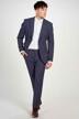 Le Fabuleux Marcel de Bruxelles Blazers blauw IMP213MT 005_NAVY img3