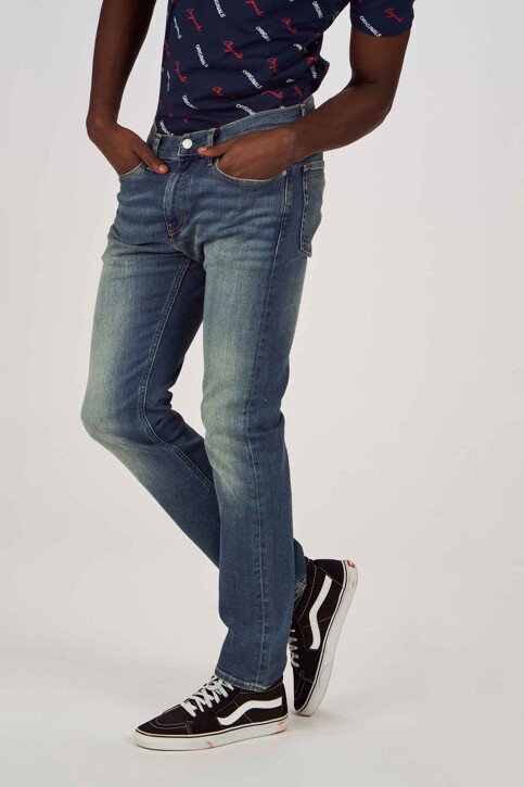 Calvin Klein Jeans slim denim J30J310233_911YELLOWSTONE img1