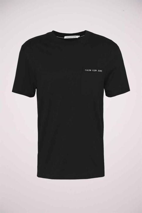 Calvin Klein T-shirts (korte mouwen) zwart J30J316601BEH_BEH CL BLACK img6