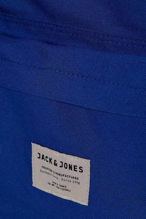 ACCESSORIES BY JACK & JONES Sacs à dos bleu JACBASIC BACKPACK_CLASSIC BLUE img7