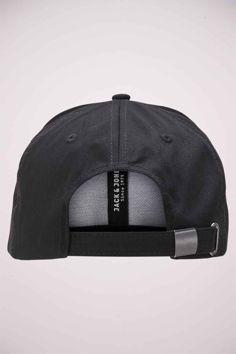 ACCESSORIES BY JACK & JONES Petten zwart JACBASIC BASEBALL CA_BLACK img3