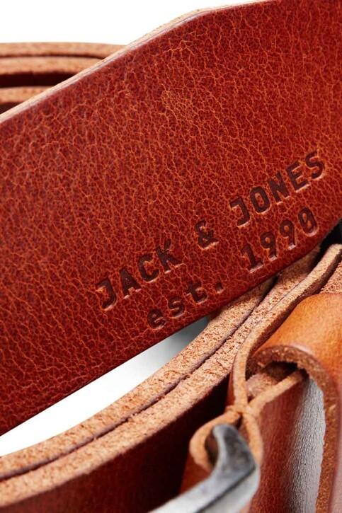 ACCESSORIES BY JACK & JONES Ceintures JACPAUL JJLEATHER BE_MOCHA BISQUE img3