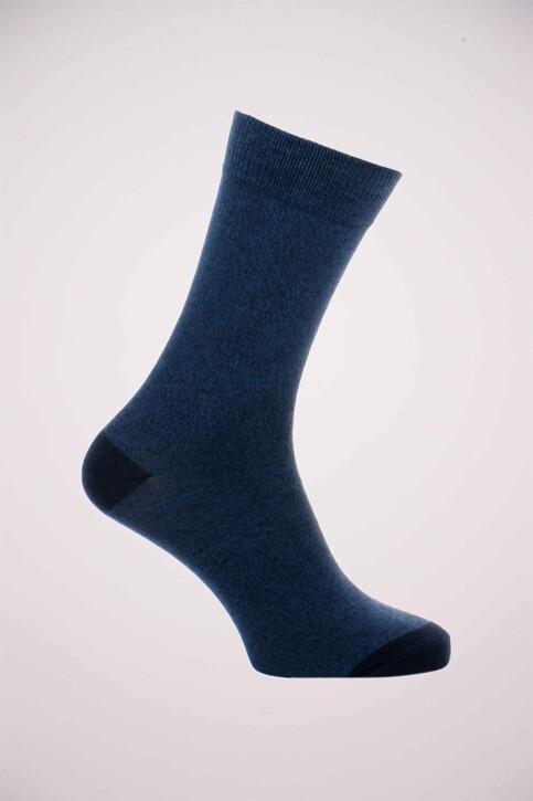 ACCESSORIES BY JACK & JONES Sokken blauw JACSALM SOCKS NOOS_ENSIGN BLUE img1