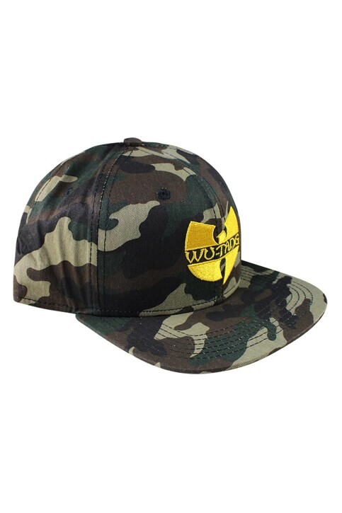 ACCESSORIES BY JACK & JONES Casquettes bleu JACWU TANG SNAPBACK_FOREST NIGHT img1