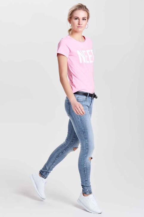 JACQUELINE DE YONG Jeans skinny denim JDYSKINNY REG FLORA_LIGHTBLUE DENIM img2
