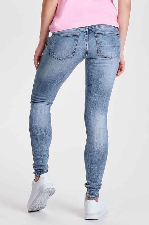 JACQUELINE DE YONG Jeans skinny denim JDYSKINNY REG FLORA_LIGHTBLUE DENIM img3