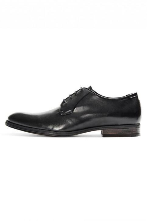 ACCESSORIES BY JACK & JONES Schoenen zwart JJ MAGNUS L DRESS SH_BLACK img2