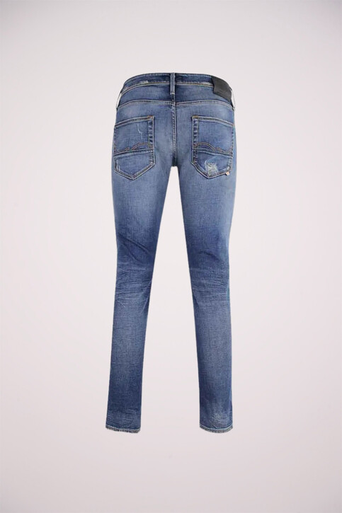 JACK & JONES JEANS INTELLIGENCE Jeans slim denim JJGLENN FOX_BL683VINTDESTR img2