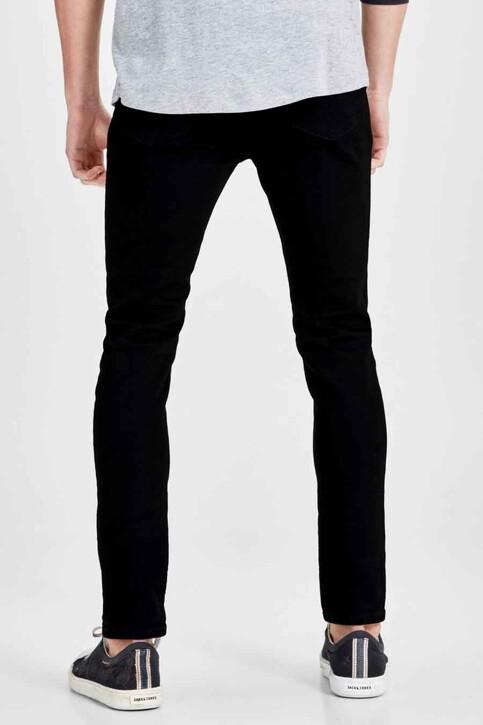 JACK & JONES JEANS INTELLIGENCE Jeans skinny BLACK DENIM JJLIAM ORIGINAL_M009BLACK img2