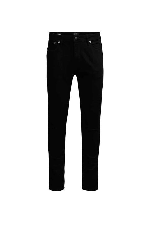 JACK & JONES JEANS INTELLIGENCE Jeans skinny BLACK DENIM JJLIAM ORIGINAL_M009BLACK img3