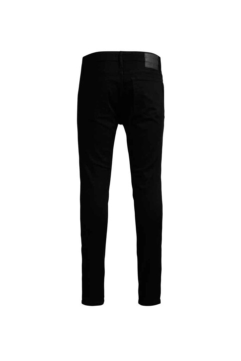 JACK & JONES JEANS INTELLIGENCE Jeans skinny noir JJLIAM ORIGINAL_M009BLACK img4