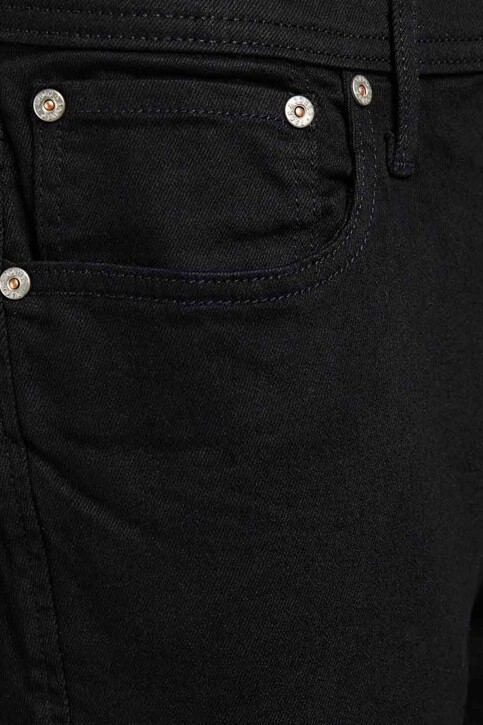 JACK & JONES JEANS INTELLIGENCE Jeans skinny noir JJLIAM ORIGINAL_M009BLACK img5