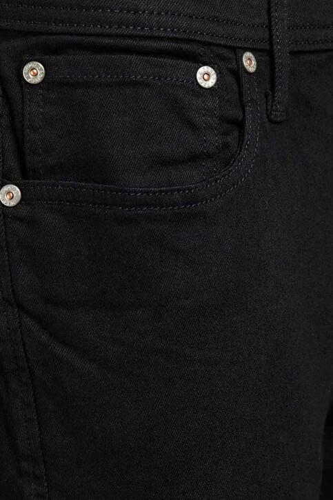 JACK & JONES JEANS INTELLIGENCE Jeans skinny BLACK DENIM JJLIAM ORIGINAL_M009BLACK img5