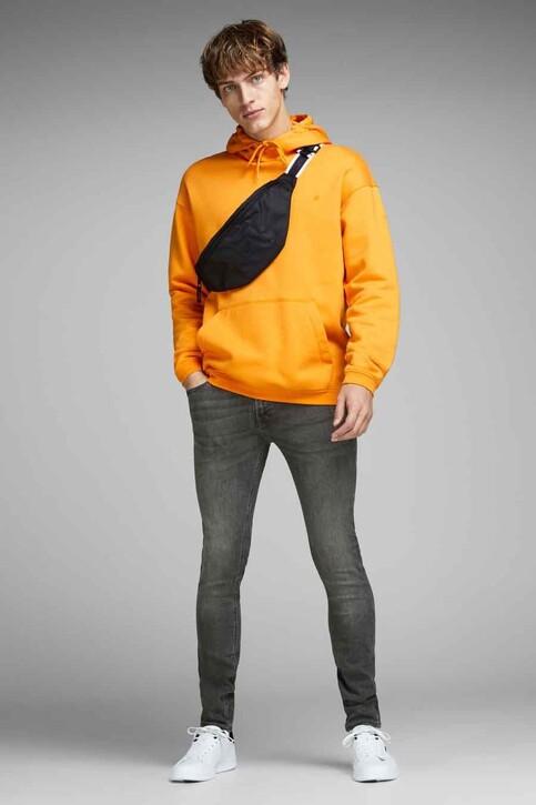 JACK & JONES JEANS INTELLIGENCE Jeans skinny gris JJLIAM ORIGINAL_M010GREY img2