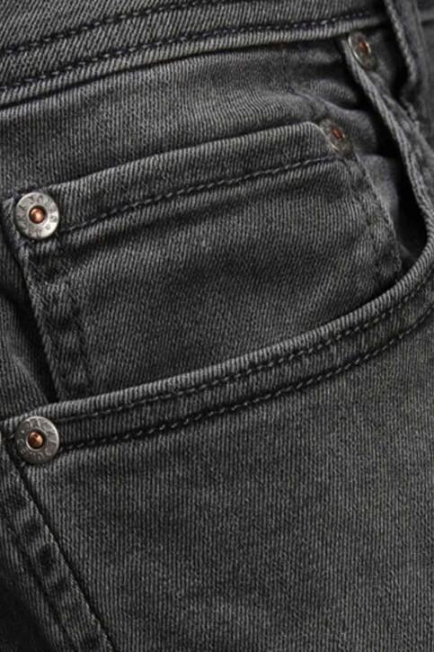 JACK & JONES JEANS INTELLIGENCE Jeans skinny gris JJLIAM ORIGINAL_M010GREY img5