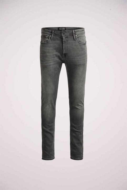 JACK & JONES JEANS INTELLIGENCE Jeans skinny gris JJLIAM ORIGINAL_M010GREY img8
