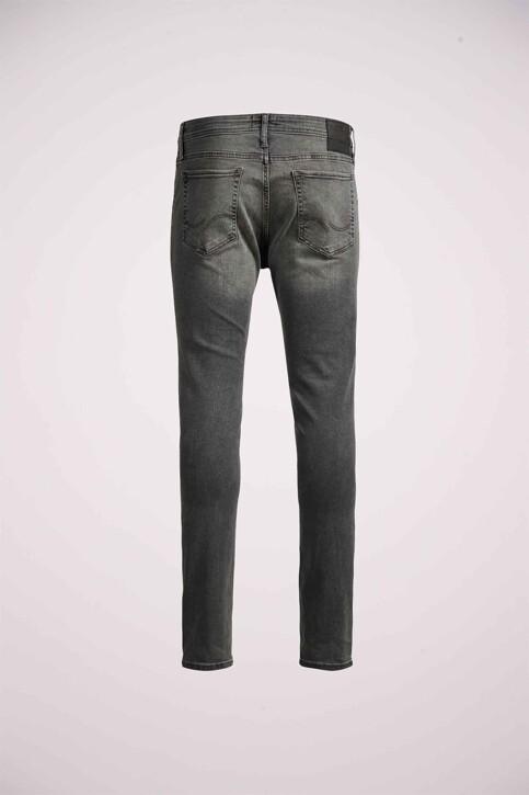 JACK & JONES JEANS INTELLIGENCE Jeans skinny gris JJLIAM ORIGINAL_M010GREY img9