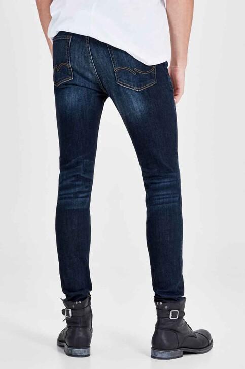 JACK & JONES JEANS INTELLIGENCE Jeans skinny denim JJLIAM ORIGINAL_M014BLUE img2