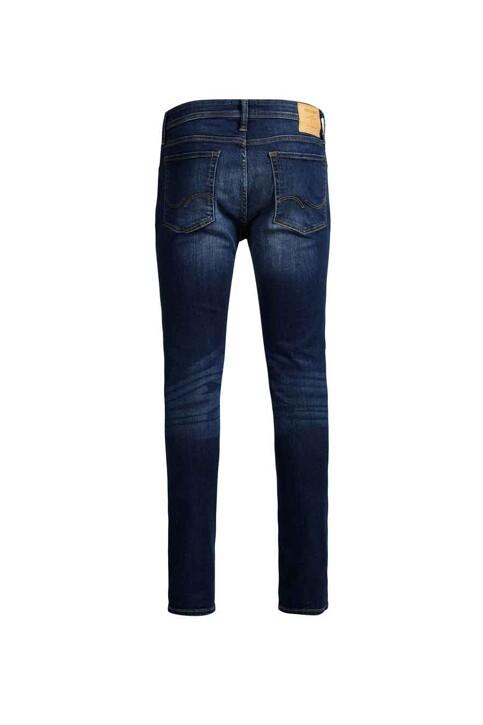 JACK & JONES JEANS INTELLIGENCE Jeans skinny denim JJLIAM ORIGINAL_M014BLUE img4