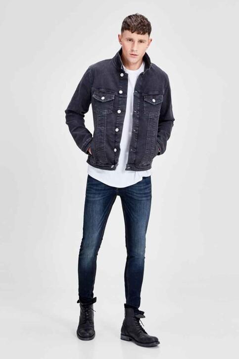 JACK & JONES JEANS INTELLIGENCE Jeans skinny denim JJLIAM ORIGINAL_M014BLUE img5
