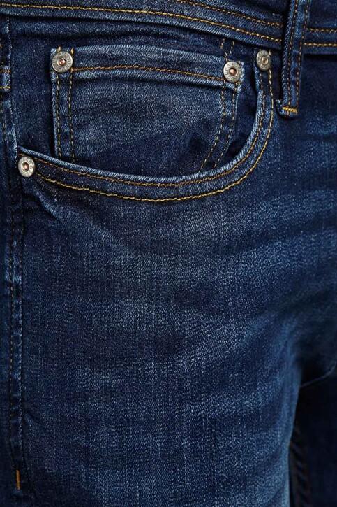 JACK & JONES JEANS INTELLIGENCE Jeans skinny denim JJLIAM ORIGINAL_M014BLUE img7