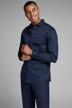 PREMIUM by JACK & JONES Hemden (lange mouwen) blauw JJPRPARMA SHIRT LS_NAVY BLAZER img4