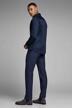 PREMIUM by JACK & JONES Hemden (lange mouwen) blauw JJPRPARMA SHIRT LS_NAVY BLAZER img5