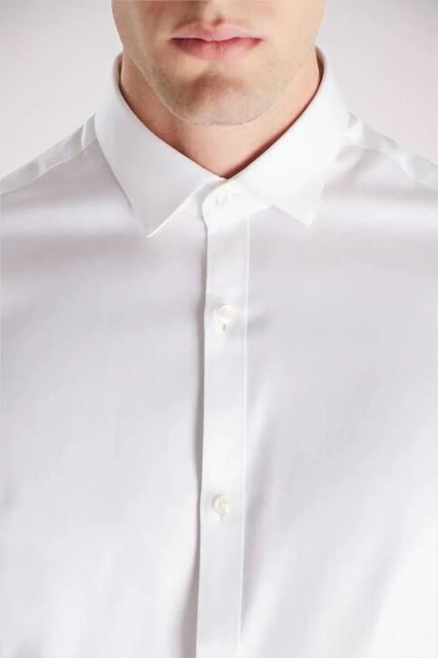 PREMIUM by JACK & JONES Hemden (lange mouwen) wit JJPRPARMA SHIRT LS_WHITE img2