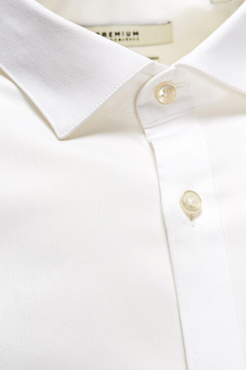PREMIUM by JACK & JONES Hemden (lange mouwen) wit JJPRPARMA SHIRT LS_WHITE img6
