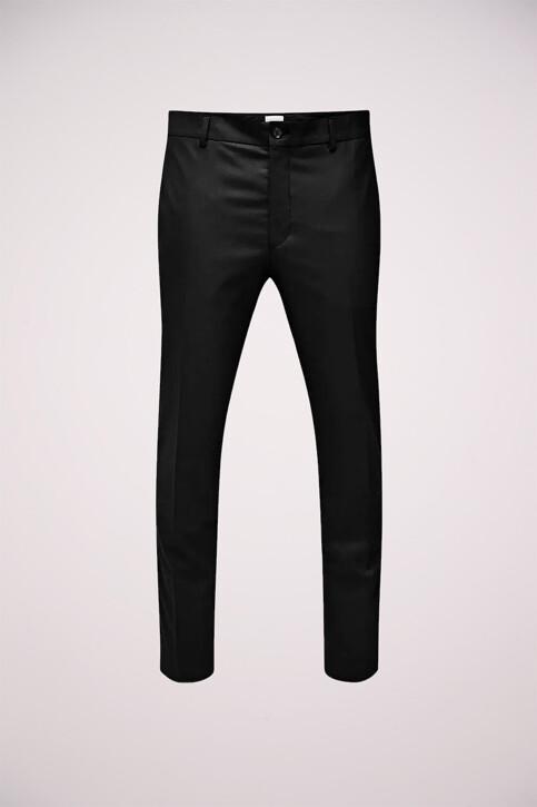 PREMIUM by JACK & JONES Pantalons de costume noir JJROY TROUSERS_BLACK img1