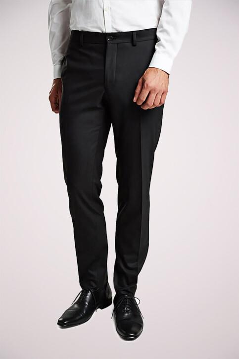 PREMIUM by JACK & JONES Pantalons de costume noir JJROY TROUSERS_BLACK img5