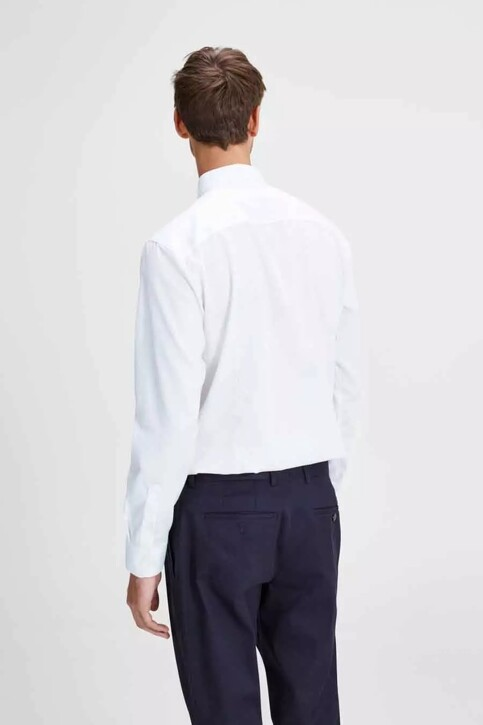 PREMIUM by JACK & JONES Hemden (lange mouwen) wit JPRNON IRON SHIRT LS_WHITE img3