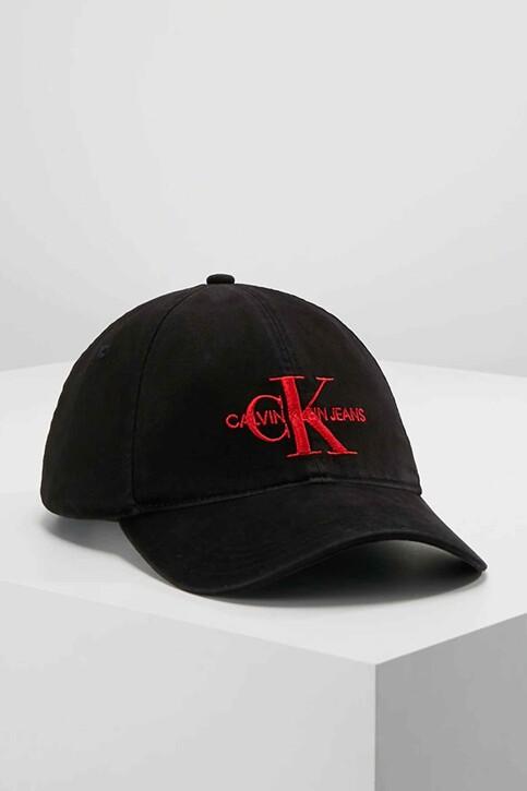 Calvin Klein Casquettes noir K50K504561_016 BLACK BEAUT img1